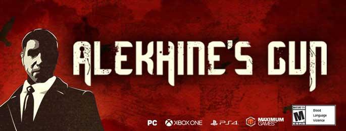 Alekhine's Gun reporté