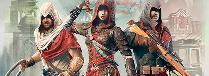 Assassin's Creed Chronicles : India et Russia enfin datés