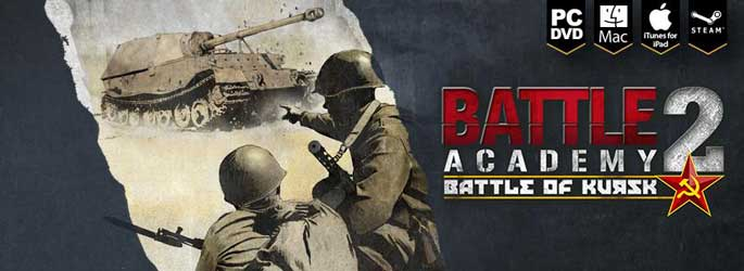 Annonce de Battle Academy 2 : Battle of Kursk