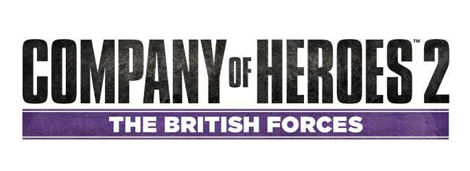 Company of Heroes 2 : The British Forces est disponible