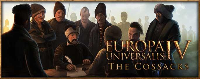 Une date de sortie pour Europa Universalis IV: Cossacks!