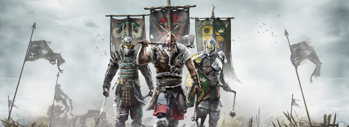 7 minutes de gameplay pour For Honor
