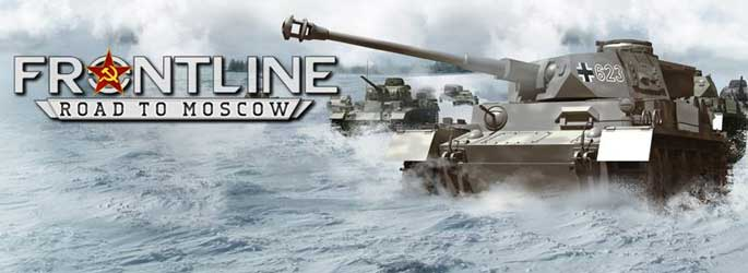 Frontline : Road to Moscow disponible sur PC