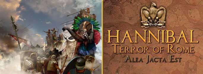 Recherche de béta testeur pour Hannibal : Terror of Rome