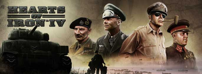 Development Diary 40 pour Hearts of Iron IV