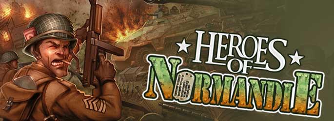 Heroes of Normandie : un éditeur et un premier DLC
