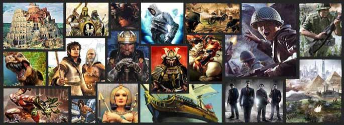 Les jeux vidéo historiques de 2017 (HistoriaGames)