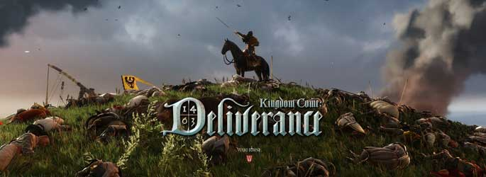 Kingdom Come : Deliverance bientôt disponible en version Alpha