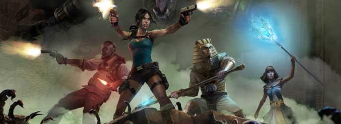 Des images et un trailer pour Lara Croft and The Temple of Osiris