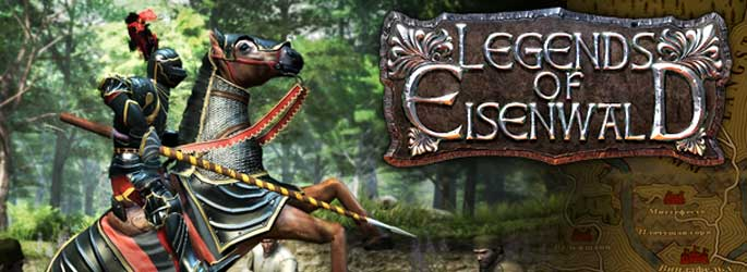 Legends of Eisenwald est disponible