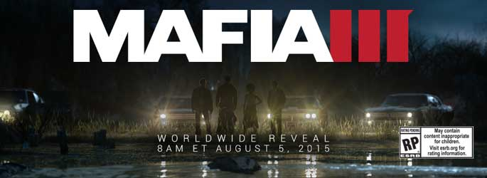 GC2015 - Mafia 3 dévoilé
