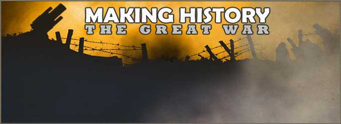 Making History : The Great War sortira en juillet 2014