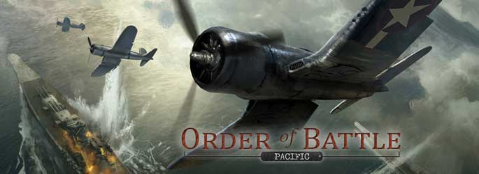 Order of Battle : Pacific annoncé
