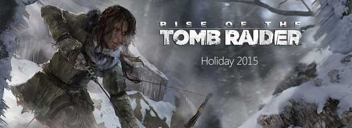 Rise of the Tomb Raider sur PS4/PC