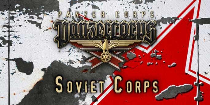 Panzer Corps : Soviet Corps est disponible