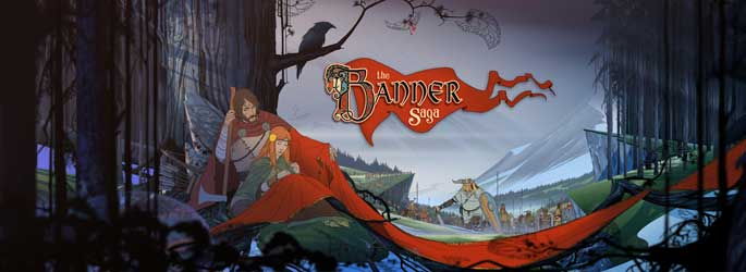 Un premier patch pour The Banner Saga
