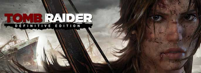 Tomb Raider : Definitive Edition se montre à travers deux images