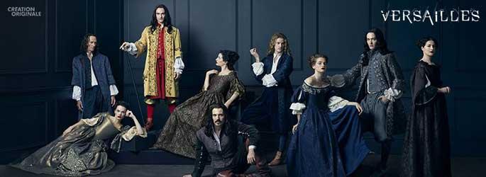 Une deuxième saison pour la série Versailles