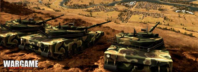 Premier trailer de Wargame : Red Dragon
