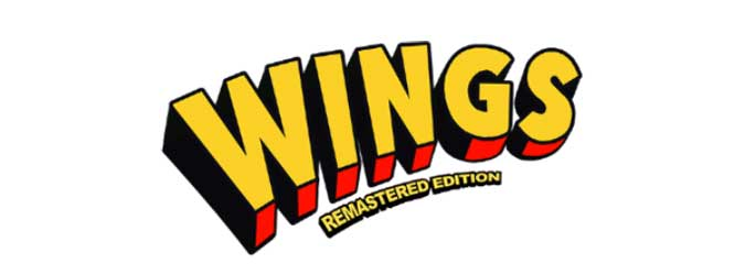 Wings! Remastered Edition sort aujourd'hui