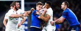 Angleterre � France, bient�t un mill�naire de rivalit�