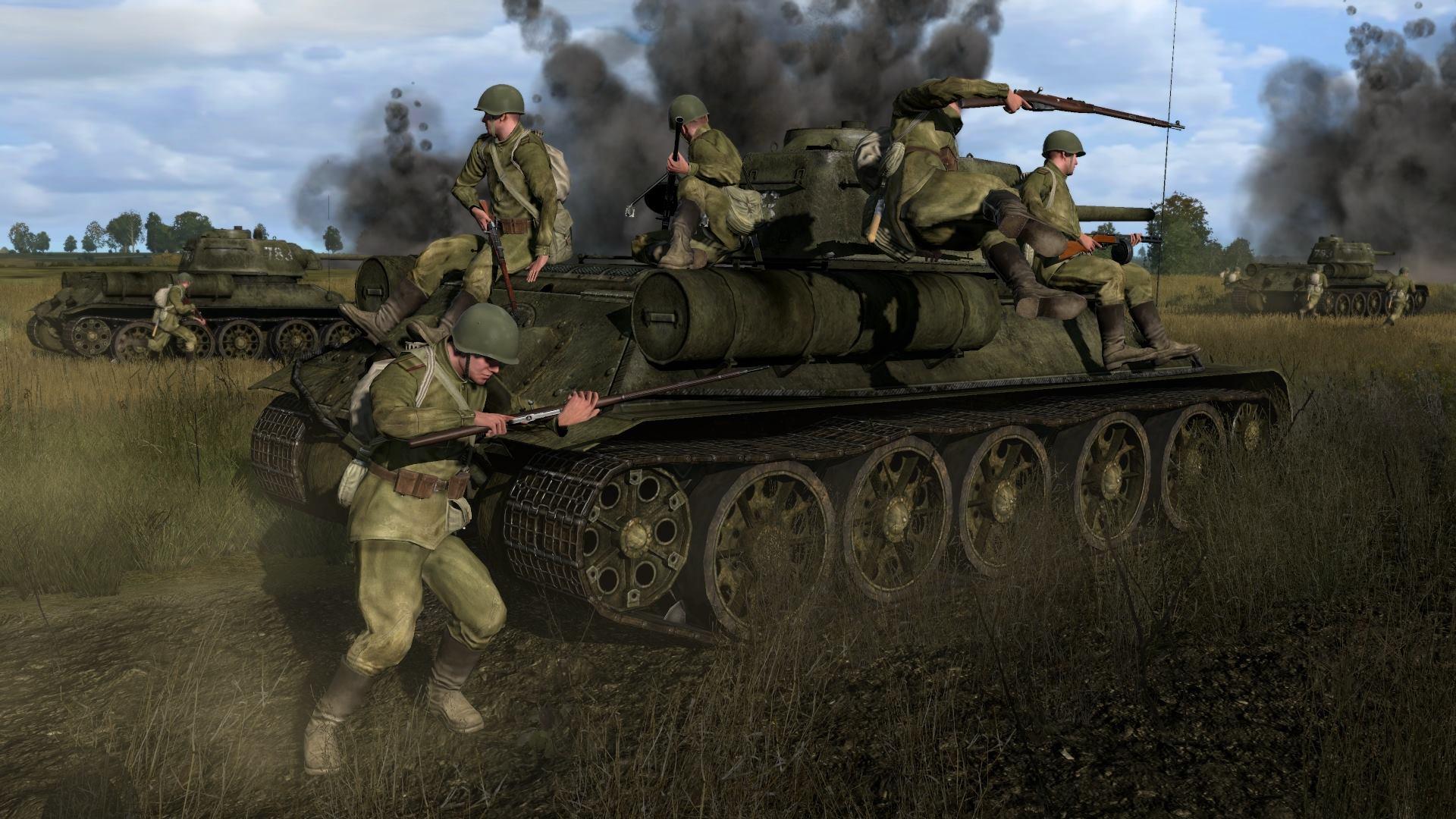 HistoriaGames, le site sur les jeux vidéo historiques5 nouvelles images pour Iron Front