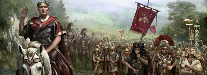 Patch 14 de Rome II : Total War disponible