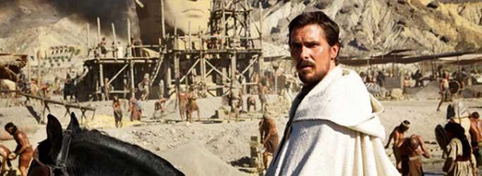 Trailer mythique pour Exodus, le film de Ridley Scott
