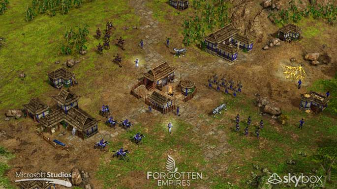 Age of Mythology : Tale of the Dragon
