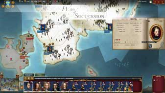 Wars of Succession sort très bientôt