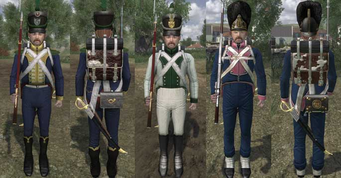 Mount and Blade : Napoleonic Wars, arrivée du patch 2.1