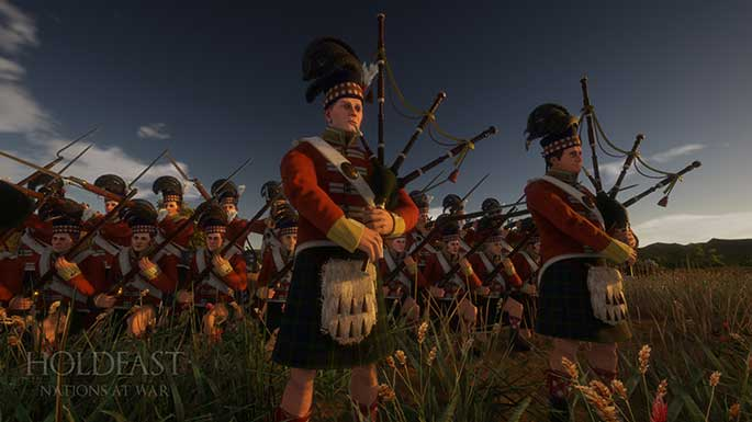 Holdfast : Nation at War