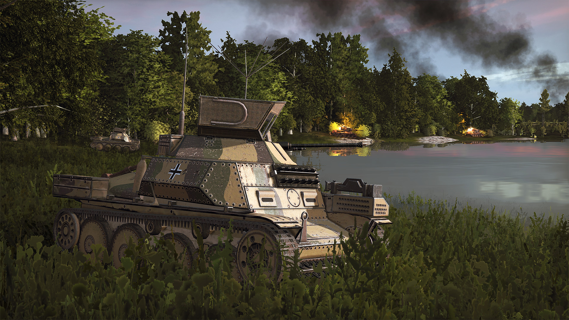 Steel Division 2 : Burning Baltics
