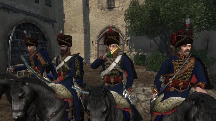mount and blade warband dlc napoleonic wars