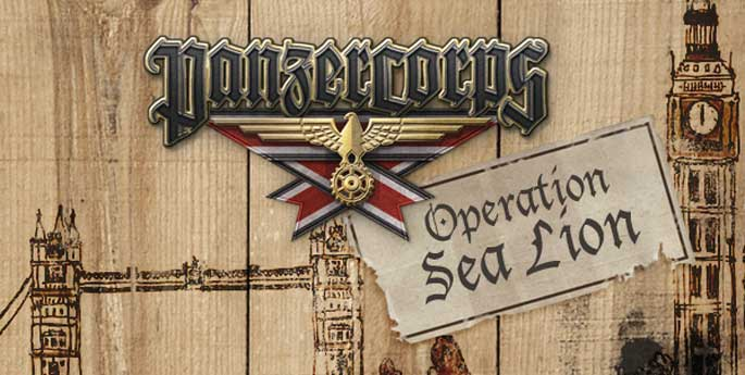 Panzer Corps : Operation Sea Lion est disponible