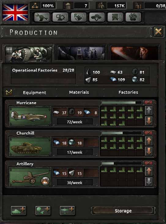 Development Diary 5 de Hearts of Iron IV