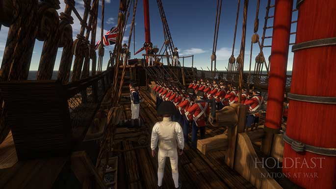 Holdfast : Nations At War