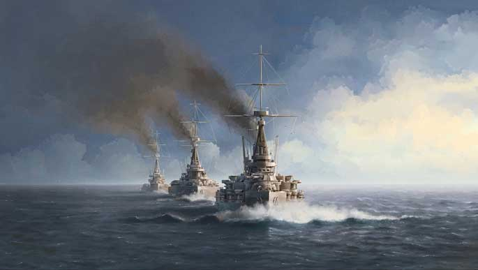 Ultimate Admiral : Dreadnoughts