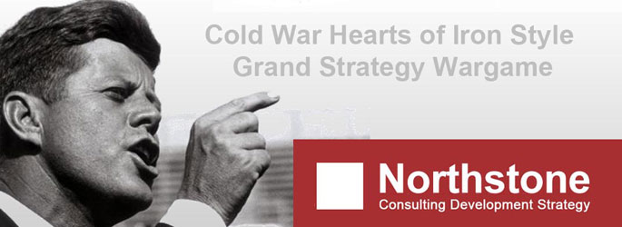 Cold War Grand Strategy : Project Kennedy sur Indiegogo