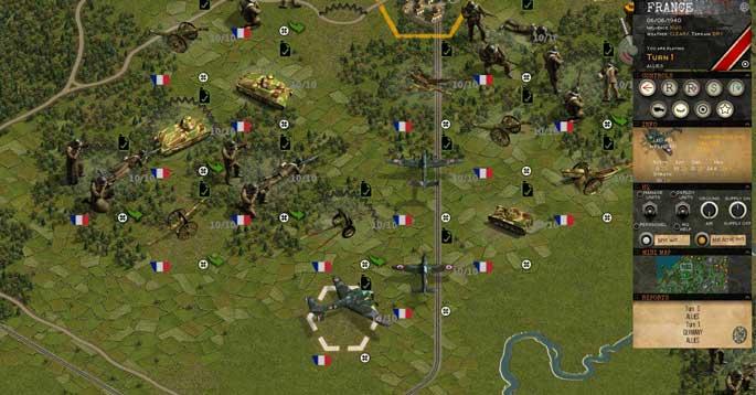 Klotzen! Panzer Battles