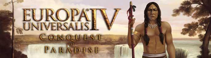 Europa Universalis IV : Conquest of Paradise pour le 14 janvier