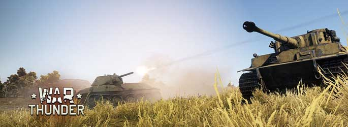 4 images de War Thunder : Ground Forces