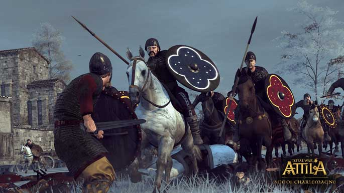 Total War : Attila - Age of Charlemagnesort aujourd'hui
