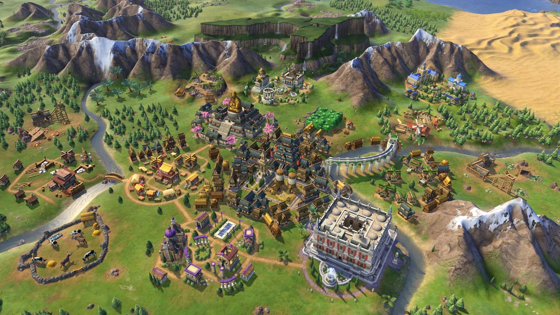 Civilization VI : Rise and Fall