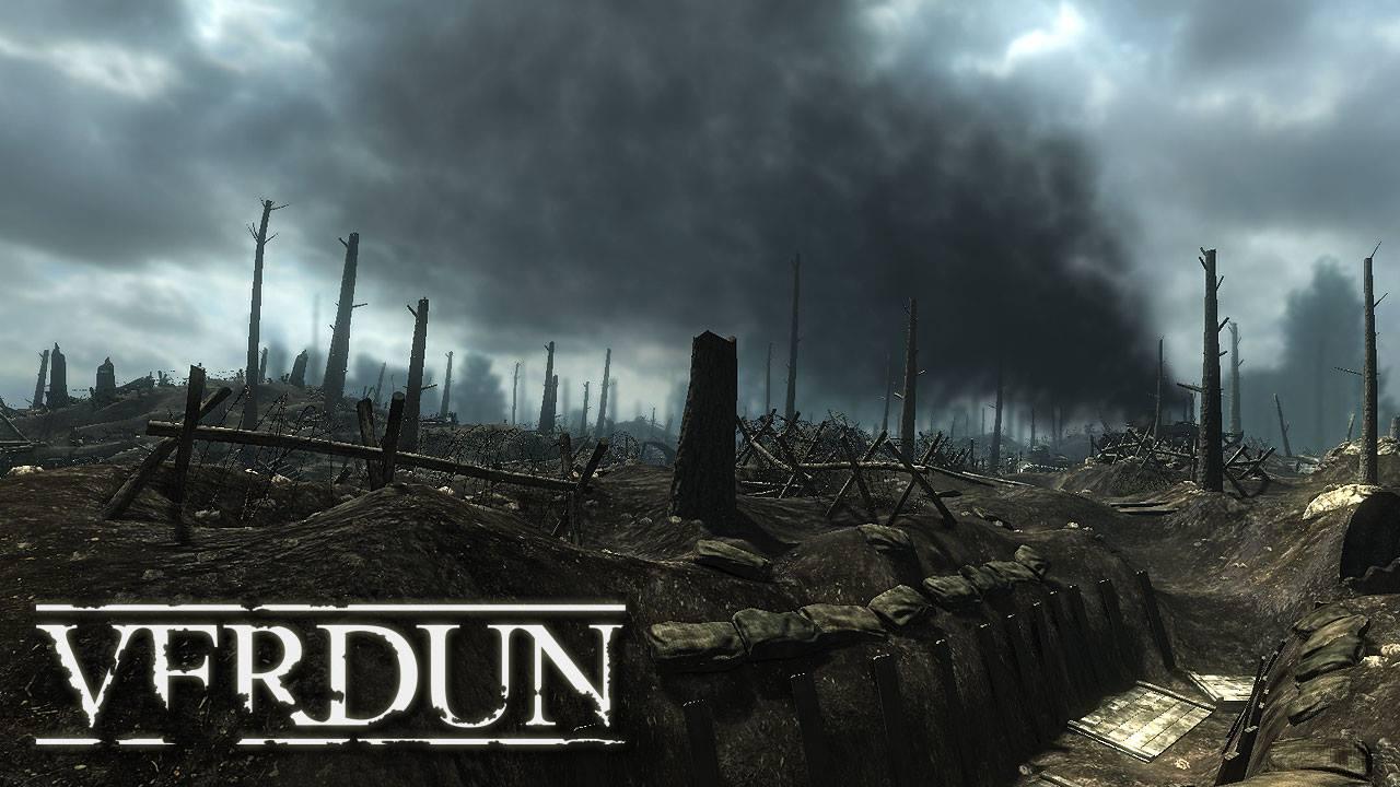 HistoriaGames - Actualité - Nouvelle série de screenshots pour Verdun