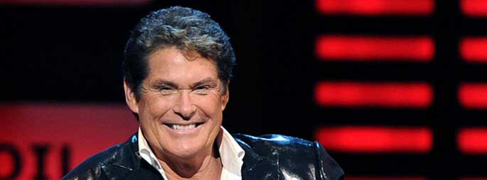 David Hasselhoff et le mur de Berlin sur National Geographic
