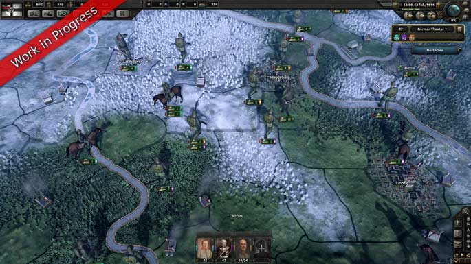 Hearts of Iron IV : The Great War