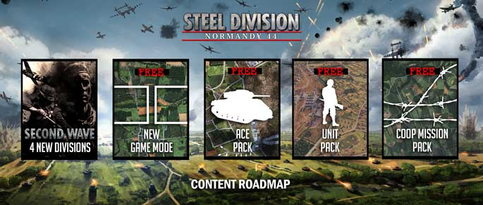 Steel Division : Normandy 44 - Second Wave