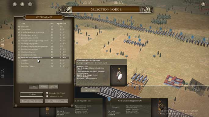 Preview de Field of Glory II