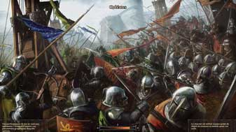 Preview de Medieval Kingdom Wars